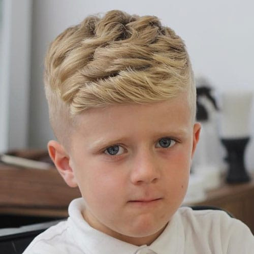 Best ideas about Cool Boys Haircuts 2019 . Save or Pin 25 Cool Boys Haircuts 2019 Now.