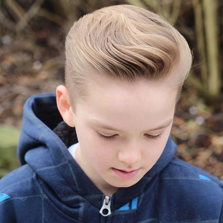 Best ideas about Cool Boys Haircuts 2019 . Save or Pin Best 34 Gorgeous Kids Boys Haircuts for 2019 Now.