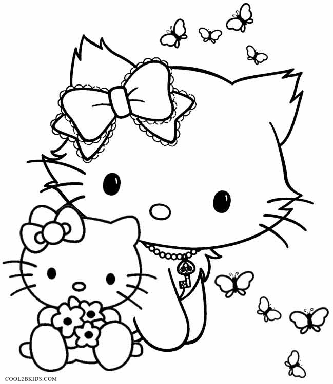 Best ideas about Cool Coloring Sheets For Girls . Save or Pin Printable Funny Coloring Pages For Kids Now.