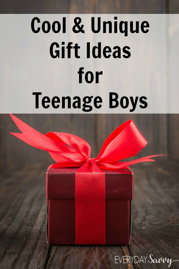 Best ideas about Cool Gift Ideas For Boys . Save or Pin Cool and Unique Gift Ideas for Teenage Boys Now.