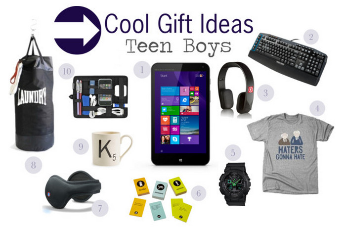 Best ideas about Cool Gift Ideas For Boys . Save or Pin Cool Christmas Gifts For Teenage Guys Now.