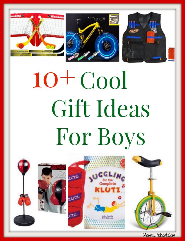 Best ideas about Cool Gift Ideas For Boys . Save or Pin Cool Gift Ideas for Boys That Will Last All Year Now.