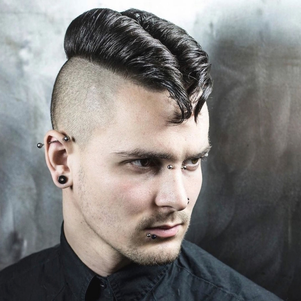 Cool Male Haircuts  Crazy Hairstyles For Men