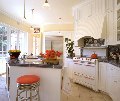 Best ideas about Coral Kitchen Decor . Save or Pin 6 Tips To Using Coral In The Kitchen Now.