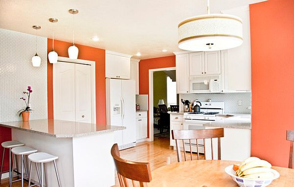 Best ideas about Coral Kitchen Decor . Save or Pin Colorful Summer Decoration Ideas for Home Now.