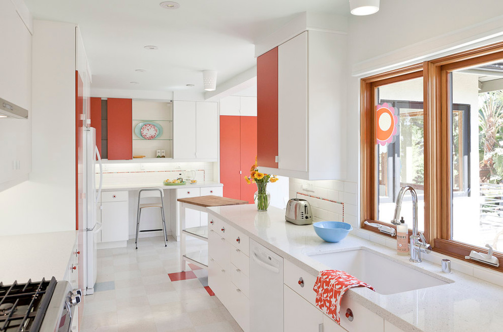 Best ideas about Coral Kitchen Decor . Save or Pin Serene Coral binations Mint Grey & Cream Now.
