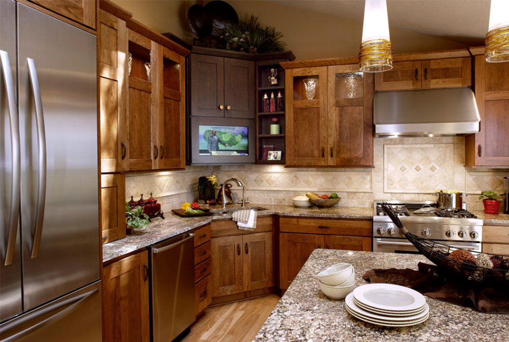 Best ideas about Corner Kitchen Ideas . Save or Pin Corner Kitchen Sink Design Ideas for Your Perfect Home Now.