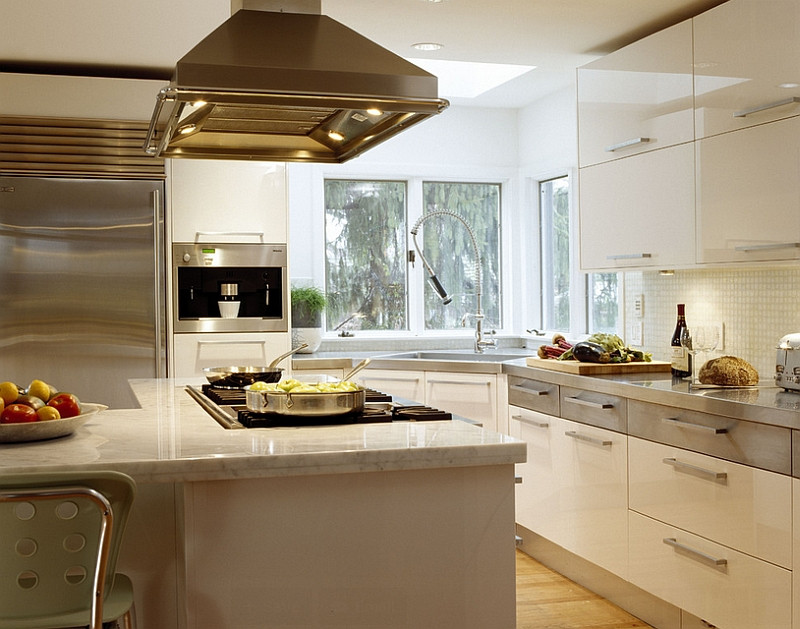 Best ideas about Corner Kitchen Ideas . Save or Pin Kitchen Corner Decorating Ideas Tips Space Saving Solutions Now.