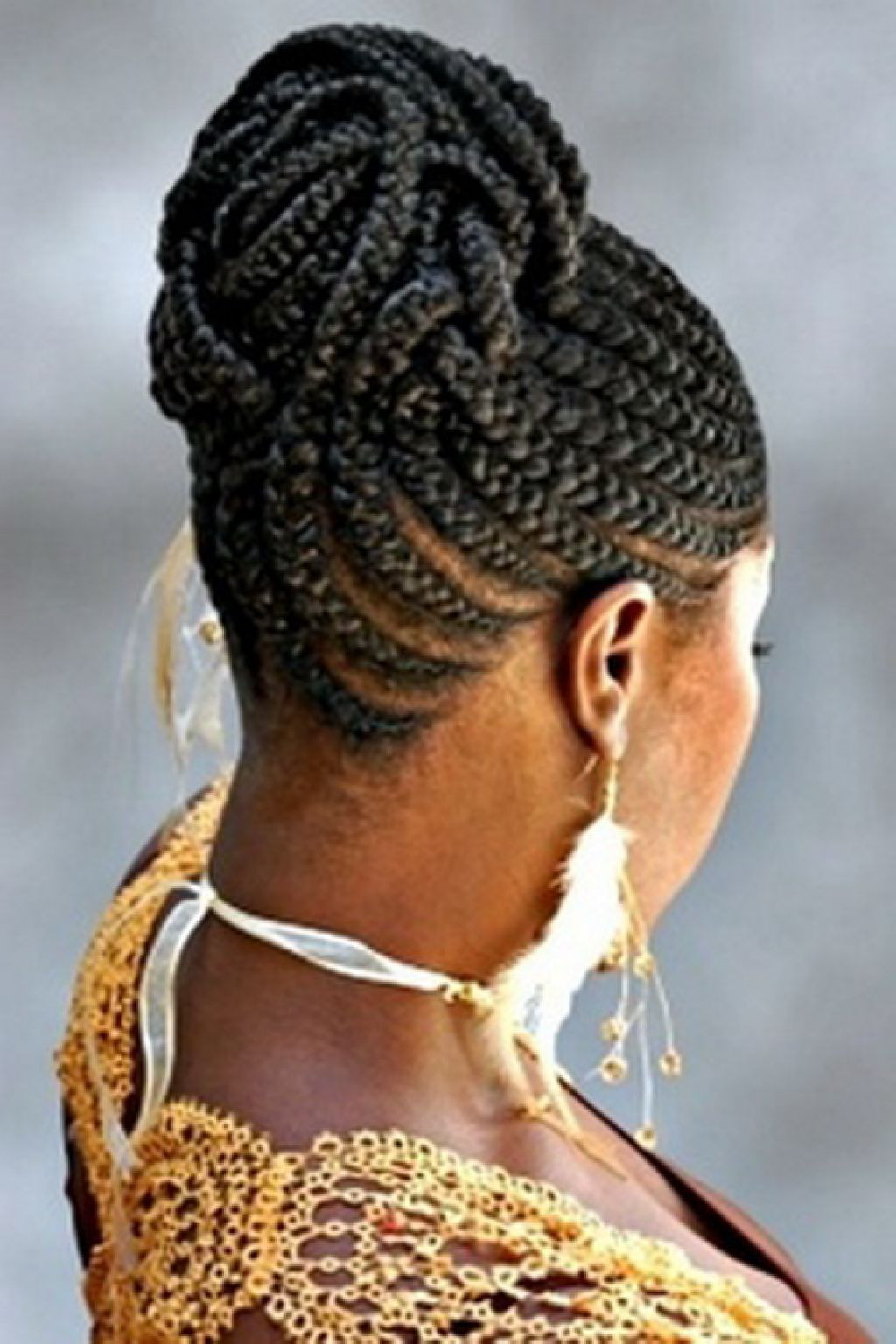 Cornrow Braid Hairstyles  African Braided Cornrow Hairstyles Ideas Popular Long