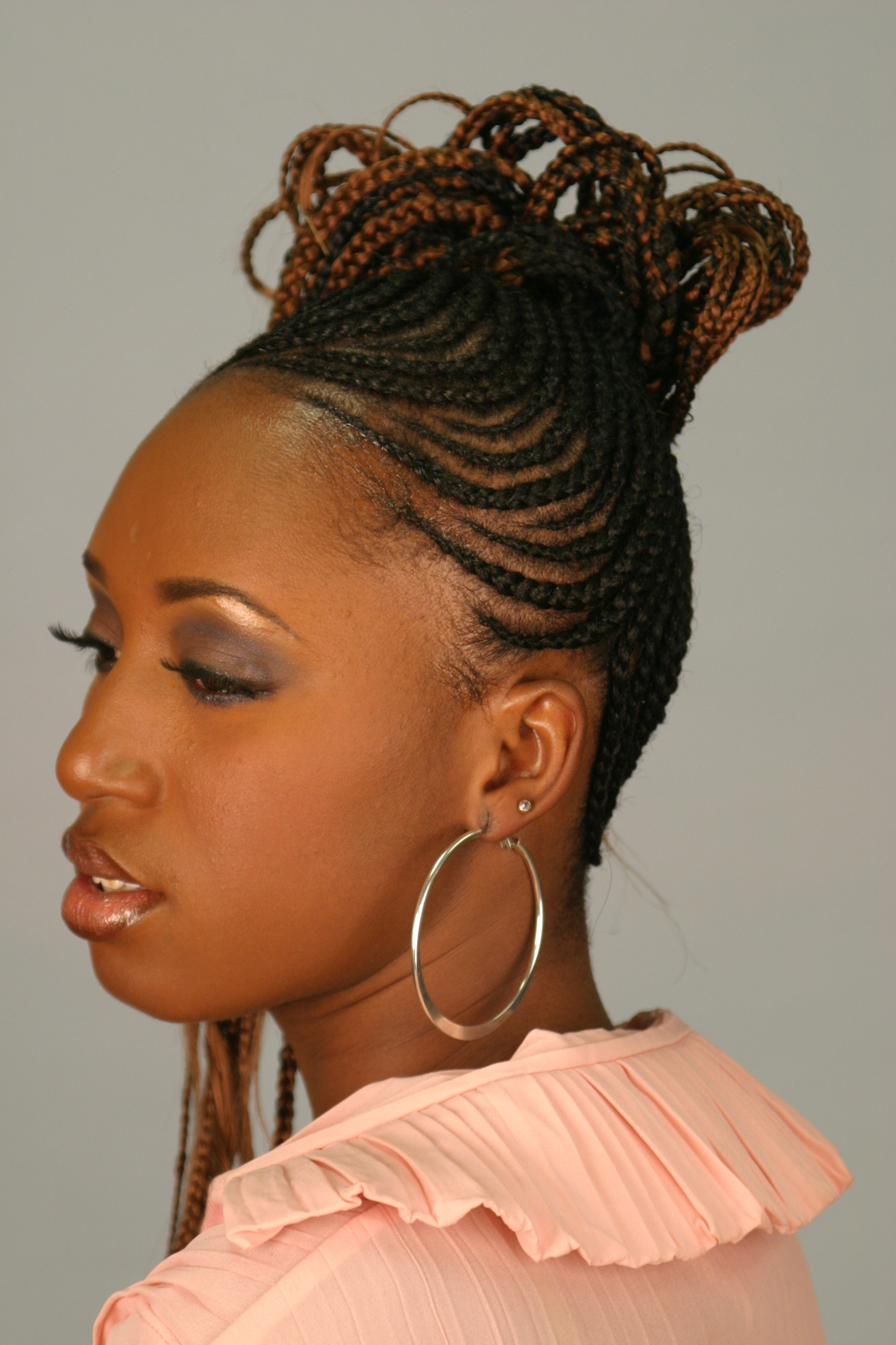 Cornrow Braid Hairstyles  30 Cornrow Hairstyles Ideas for Black Women MagMent