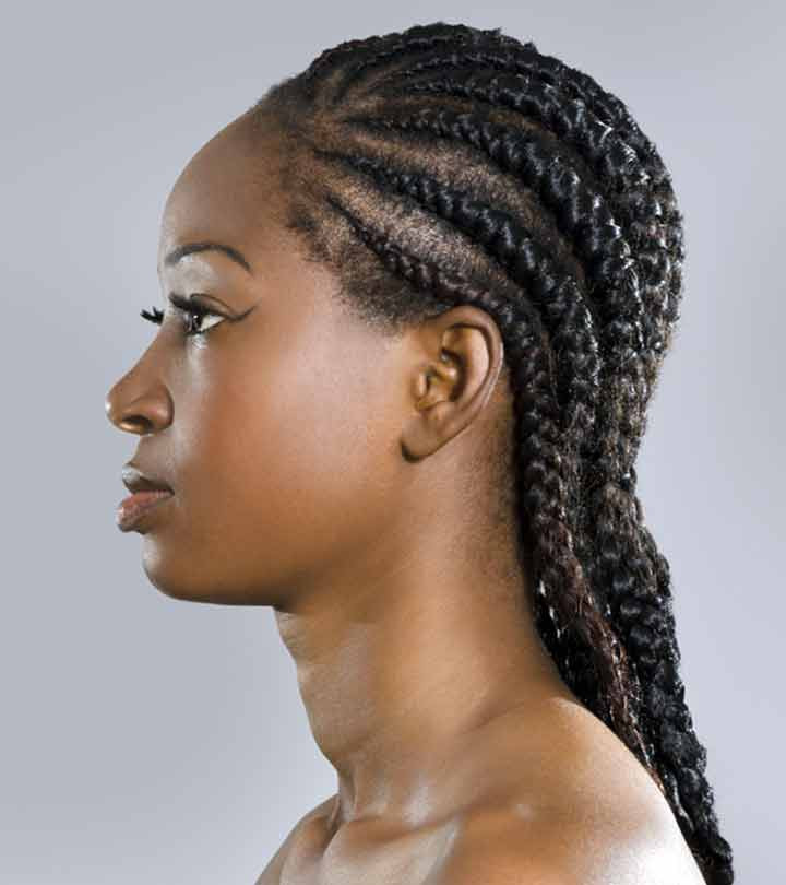 Cornrow Braid Hairstyles  Cornrow Braid Hairstyles To The Side HairStyles