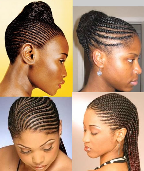 Cornrow Braid Hairstyles  55 Superb Black Braided Hairstyles That Allure Your Look