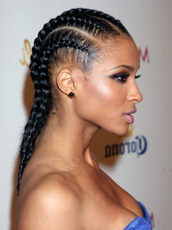 Cornrow Braid Hairstyles  Best African Braids Styles For Black Women