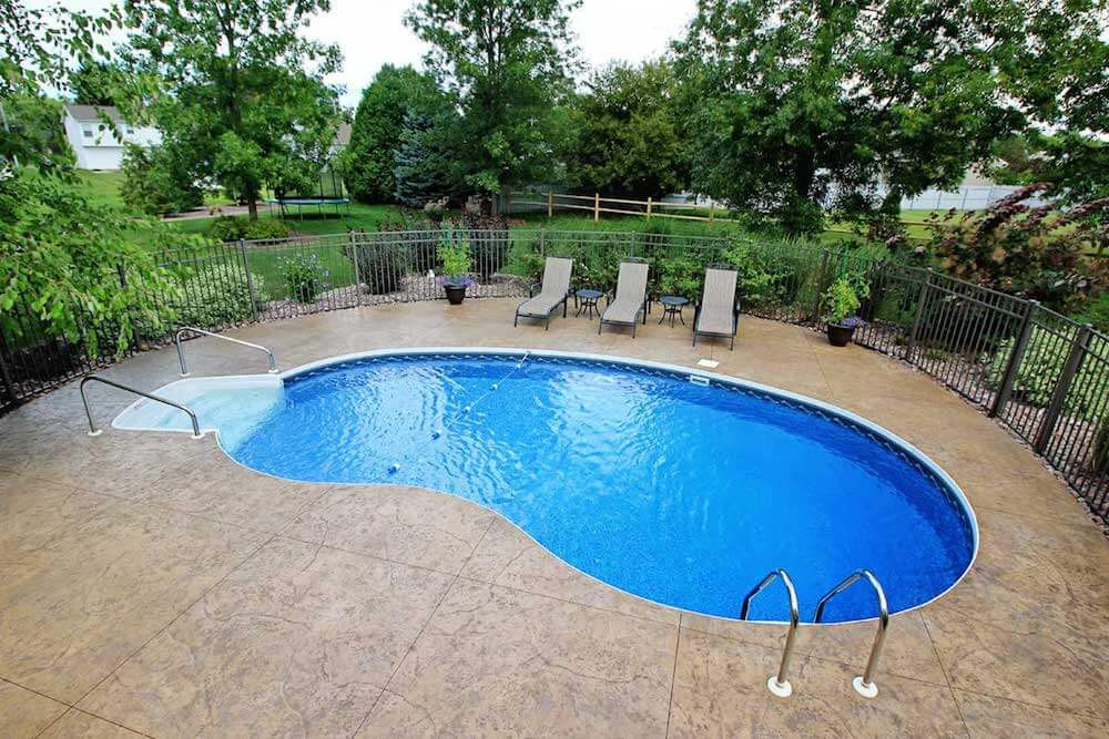 Best ideas about Cost Of An Inground Pool . Save or Pin 2017 Inground Pool Cost Now.