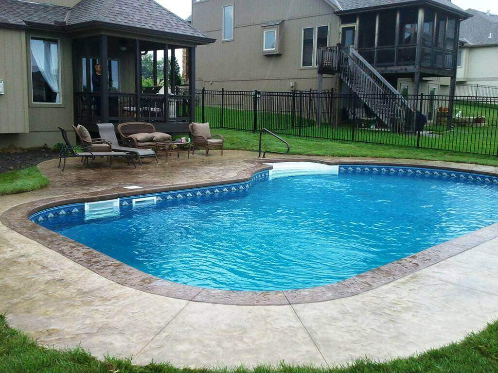 Best ideas about Cost Of An Inground Pool . Save or Pin Pool Liners For Inground Pools Price Inground Pool Now.
