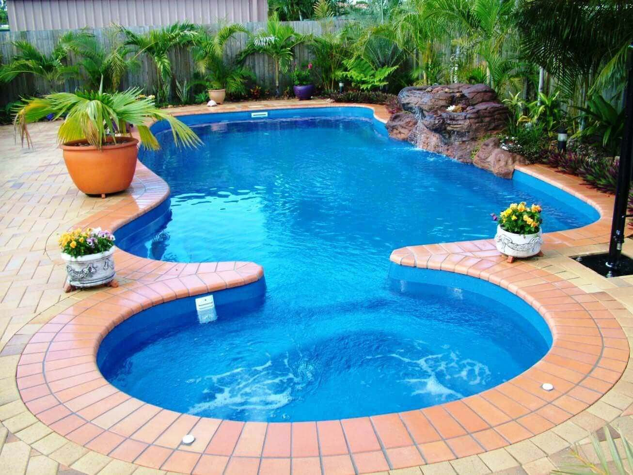 Best ideas about Cost Of An Inground Pool . Save or Pin Inground Swimming Pools Now.