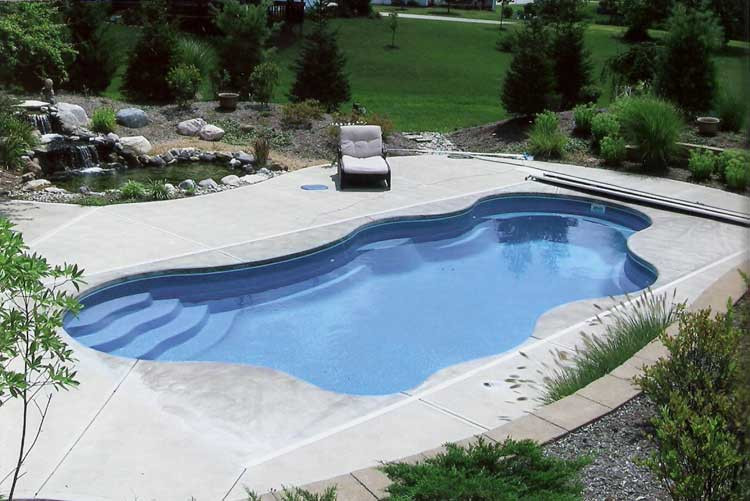 Best ideas about Cost Of An Inground Pool . Save or Pin In Ground Pools Now.