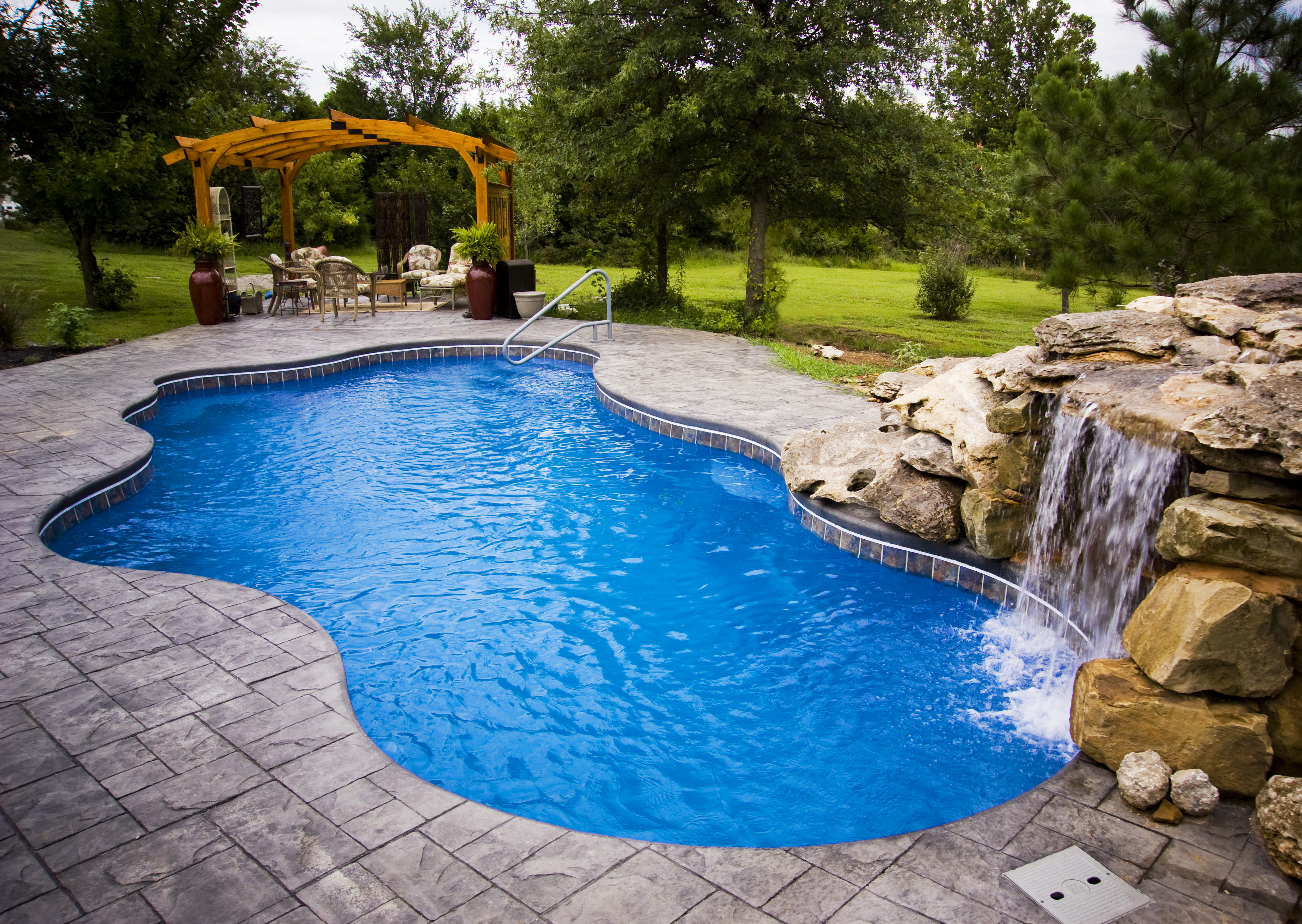 Best ideas about Cost Of An Inground Pool . Save or Pin The No Fail Process to Winterize Your Pool Now.