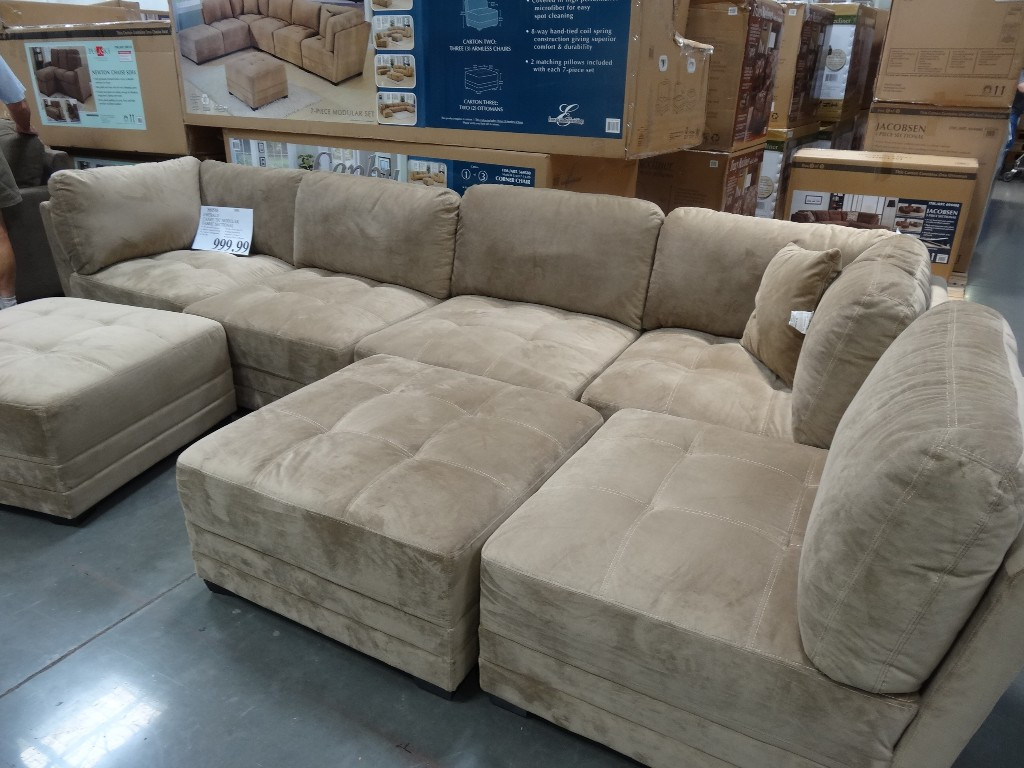 Best ideas about Costco Sofa Set . Save or Pin Canby Modular Sectional Sofa Set Now.