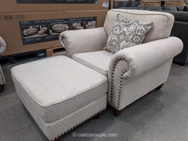 Best ideas about Costco Sofa Set . Save or Pin Synergy Home Sofa Set Now.