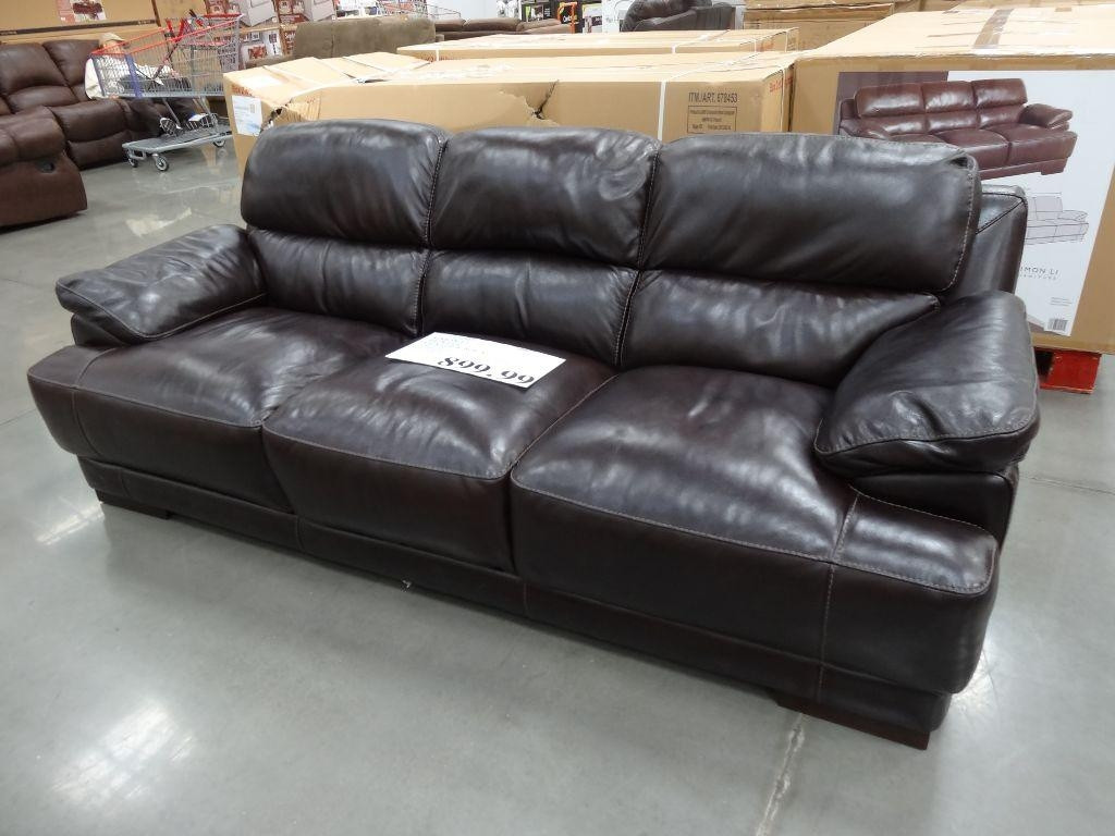 Best ideas about Costco Sofa Set . Save or Pin 20 Ideas of Costco Leather Sectional Sofas Now.