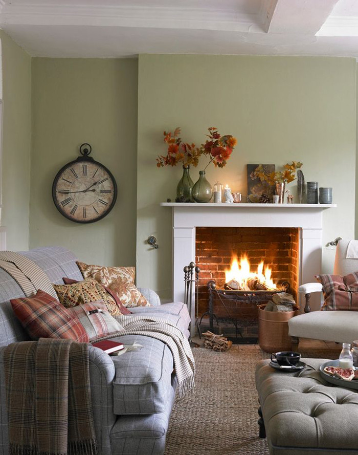 Best ideas about Country Living Room . Save or Pin 7 Steps to Creating a Country Cottage Style Living Room Now.