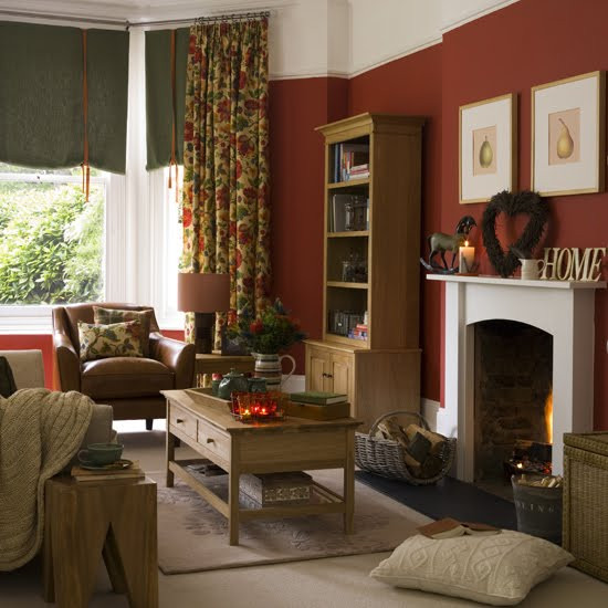 Best ideas about Country Living Room . Save or Pin home and garden Exclusive Country Living Room Design Now.
