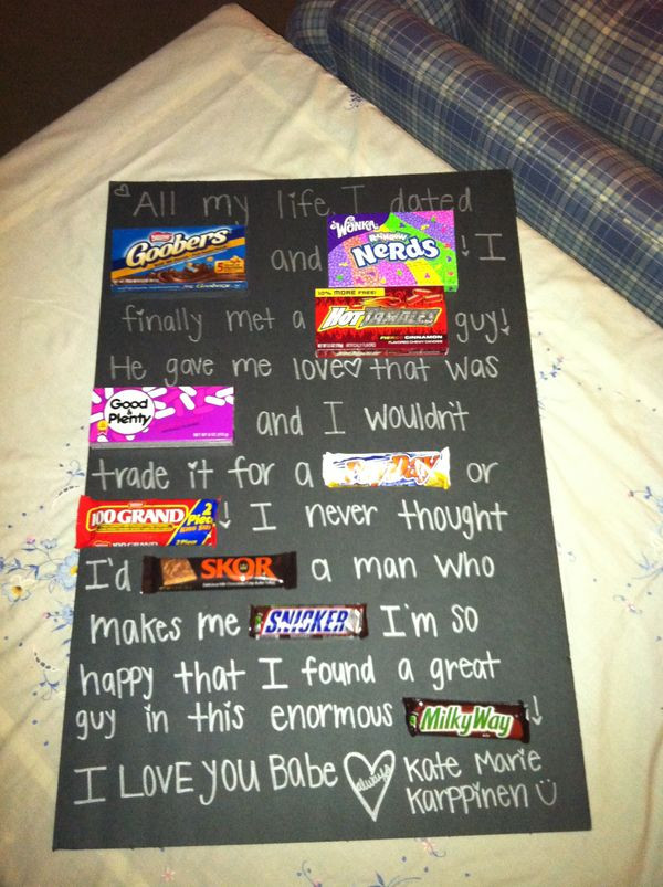 Couple Gift Ideas Your Boyfriend  1000 images about Cute Couple Gift Ideas on Pinterest