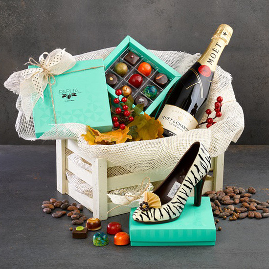 Best ideas about Couples Gift Basket Ideas . Save or Pin 25 Christmas Gift Basket Ideas to Put To her Now.