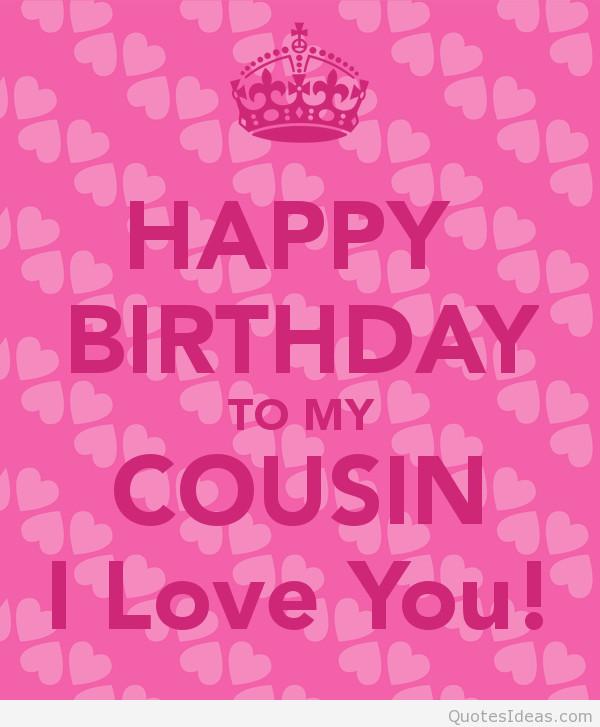 Cousin Birthday Quotes  Cousin Birthday Quotes QuotesGram