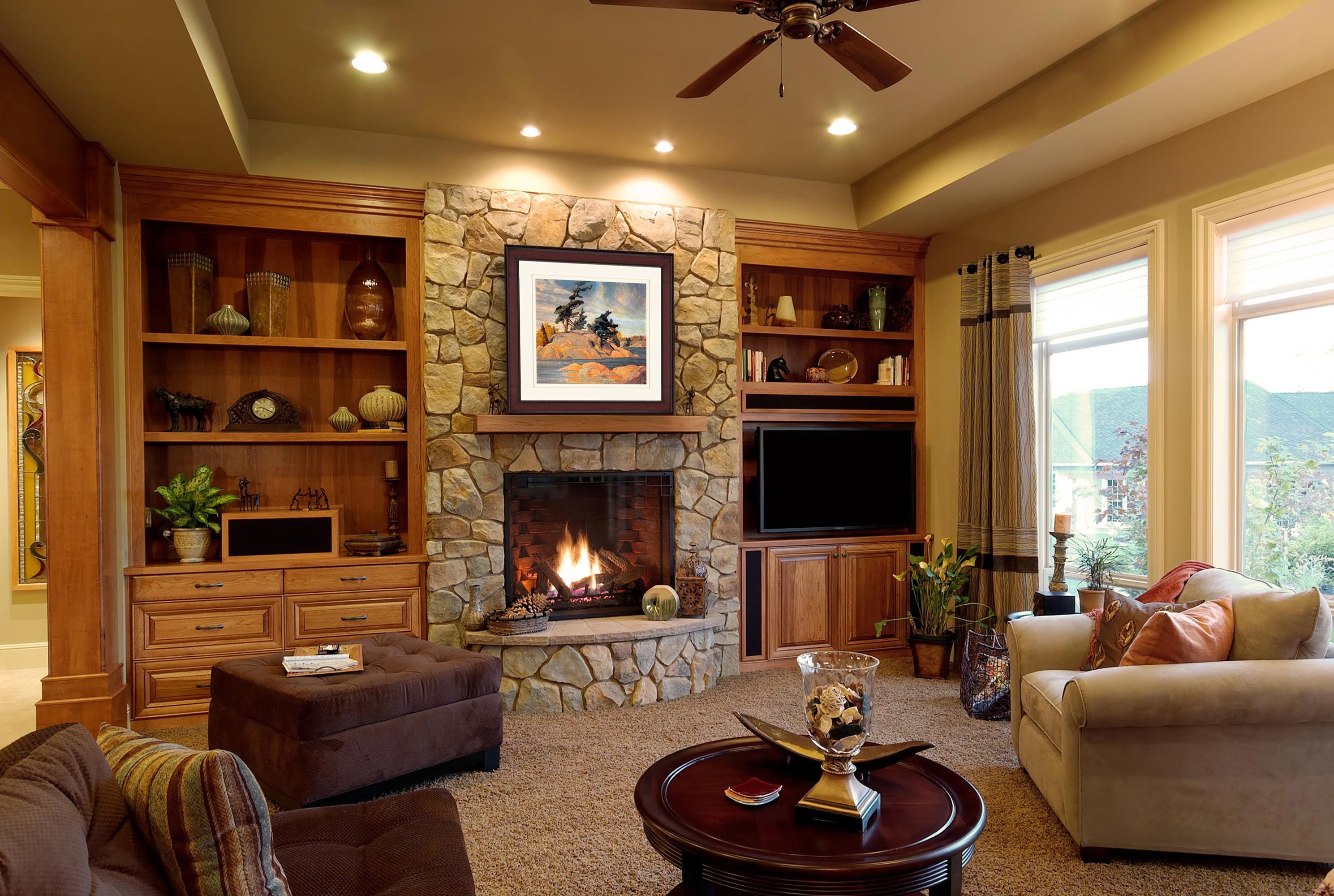 The top 20 Ideas About Cozy Living Room - Best Collections ...