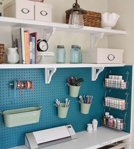 Craft Closet Organization Ideas  Inspiration Craft Closet Organization