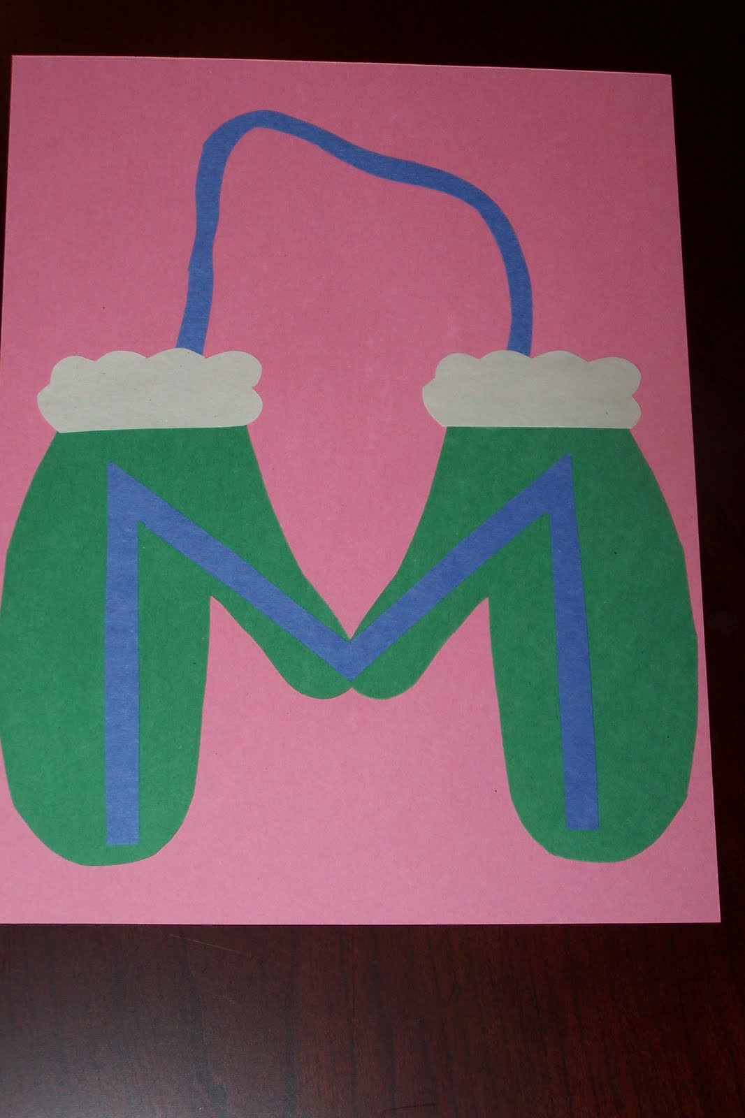 Craft For Preschoolers  Letter M Crafts Preschool and Kindergarten