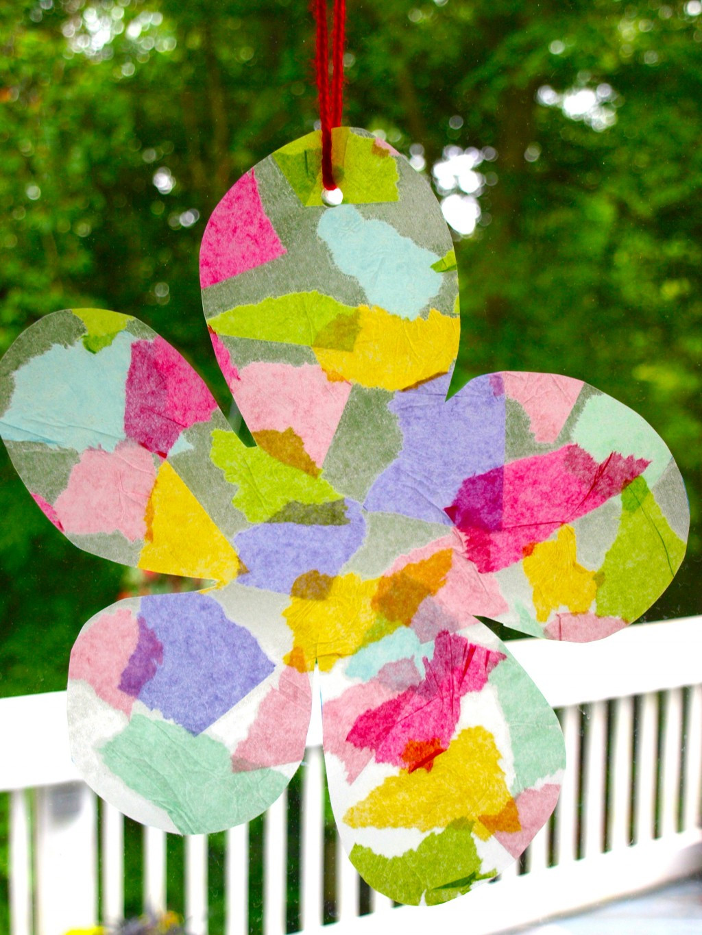 Best ideas about Craft Projects For Toddlers . Save or Pin Suncatcher Craft Project for Toddlers Now.