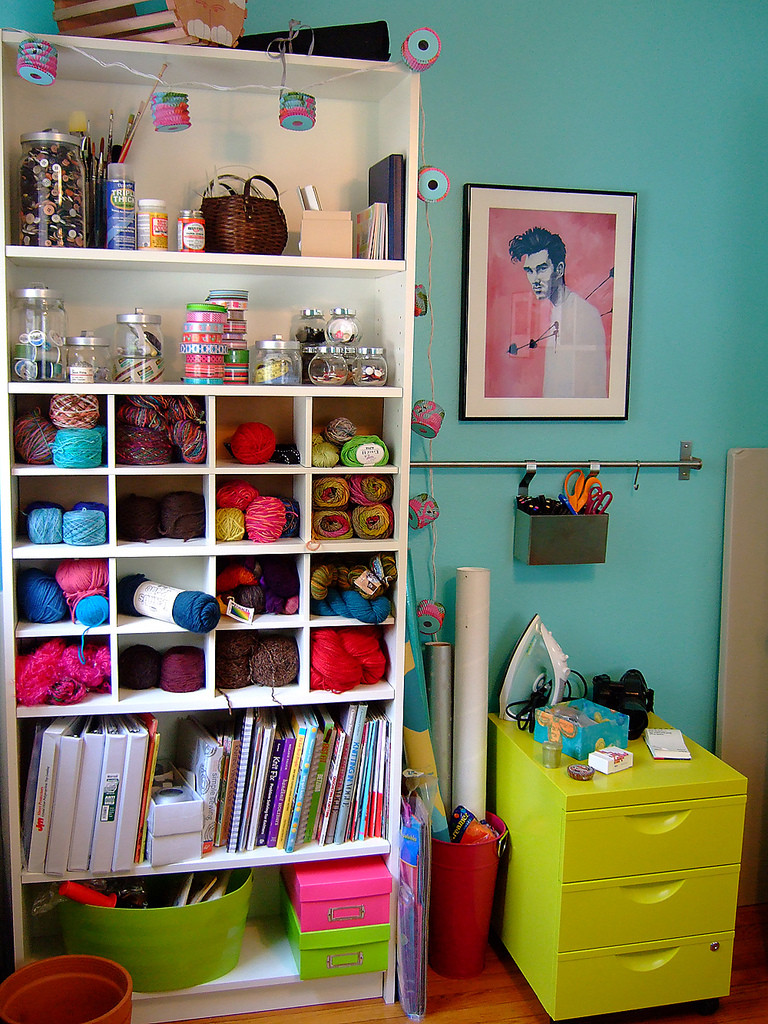 Craft Room Organizing Ideas  Not found