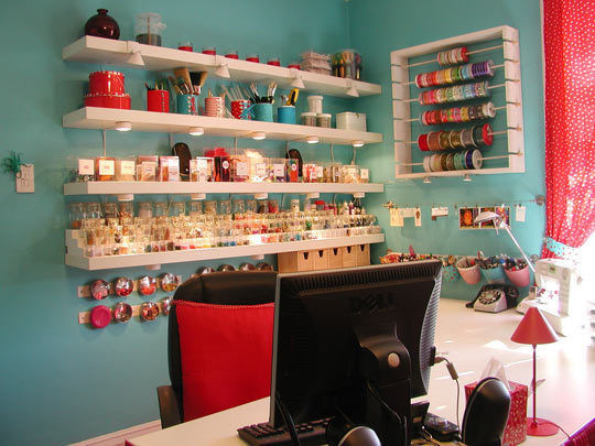 Craft Room Organizing Ideas  14 Ideas To Help You Organize Your Craft Room