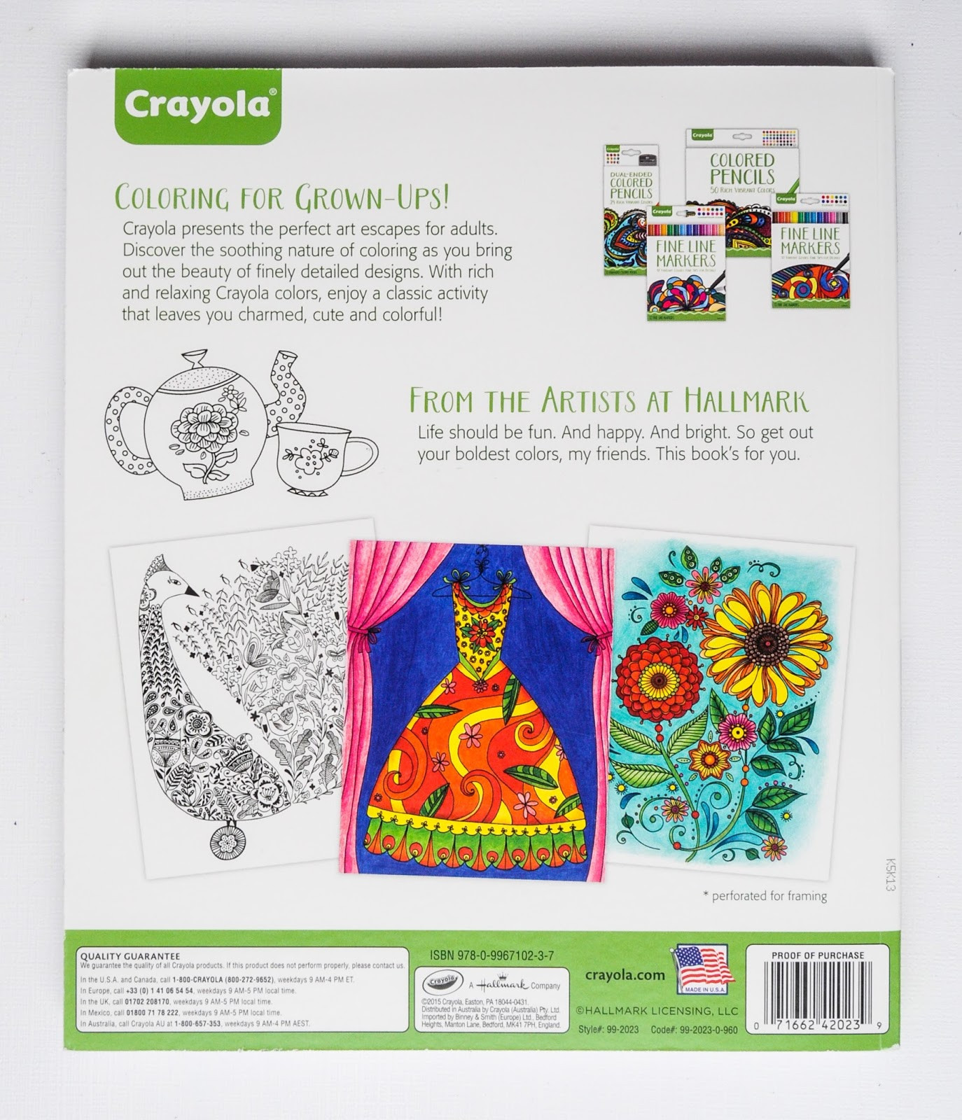 Best ideas about Crayola Adult Coloring Books . Save or Pin Crayola Adult Coloring Books Now.