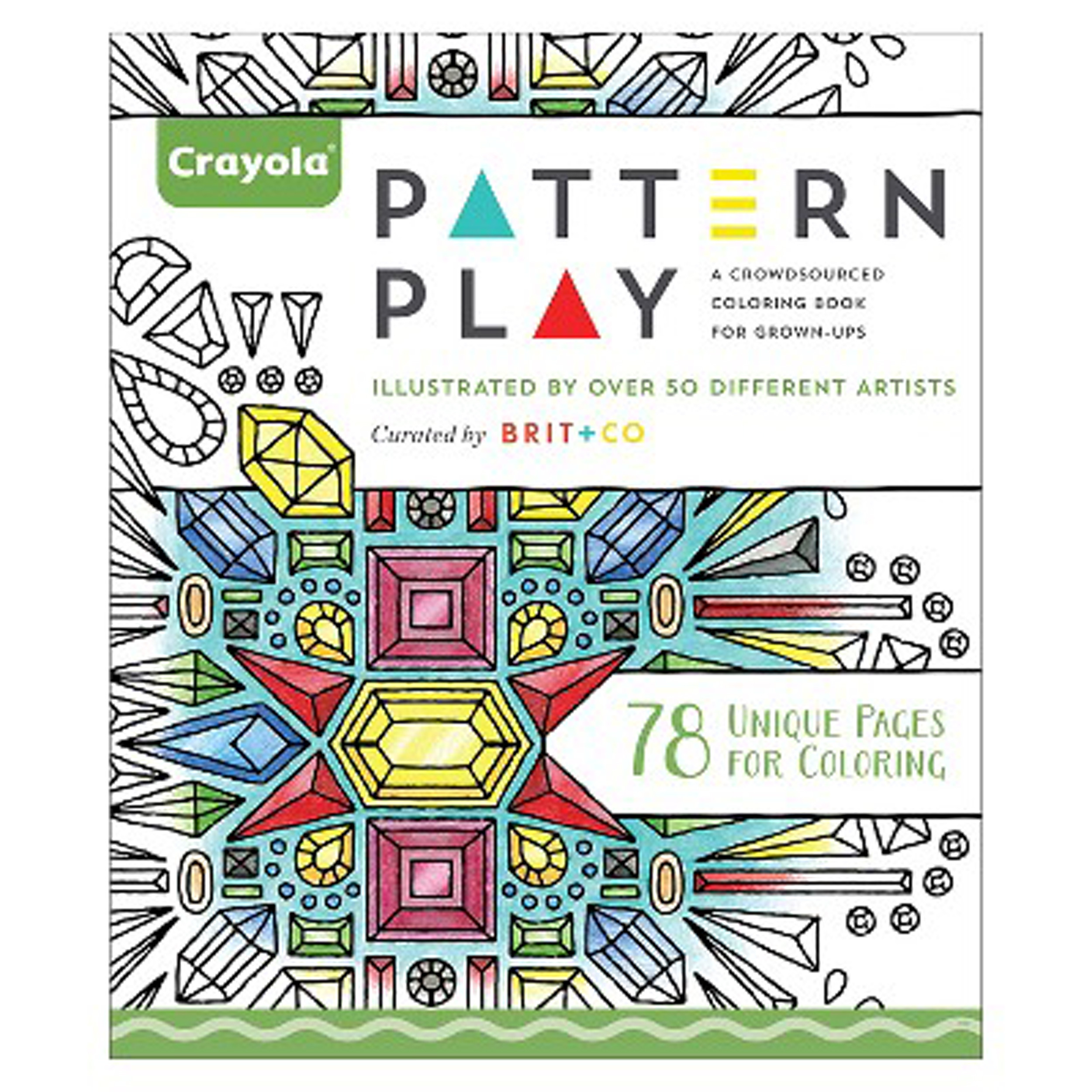 Best ideas about Crayola Adult Coloring Books . Save or Pin Artistry Meets Lines in New Adult Coloring Book Now.