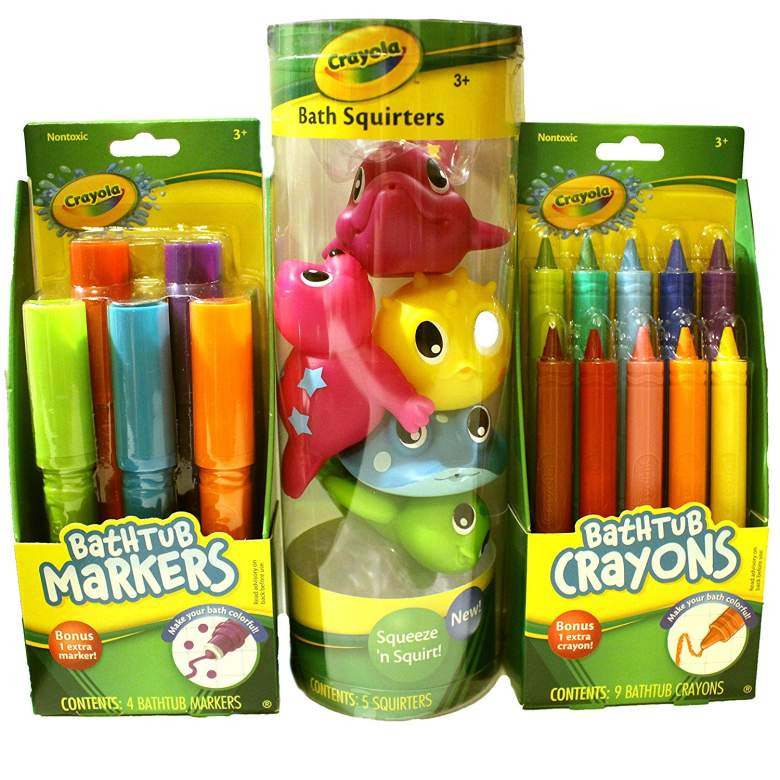 Best ideas about Crayola Bathroom Crayons . Save or Pin Top 10 Best Easter Basket Ideas for Toddlers Now.