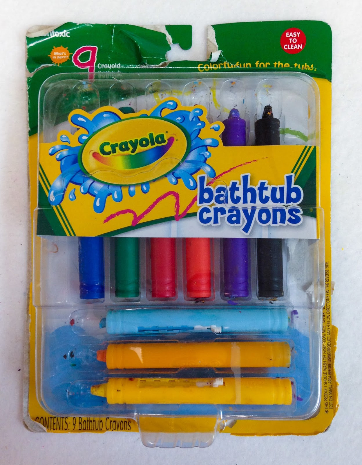 Best ideas about Crayola Bathroom Crayons . Save or Pin Crayola Bathtub Crayons and Markers What s Inside the Box Now.