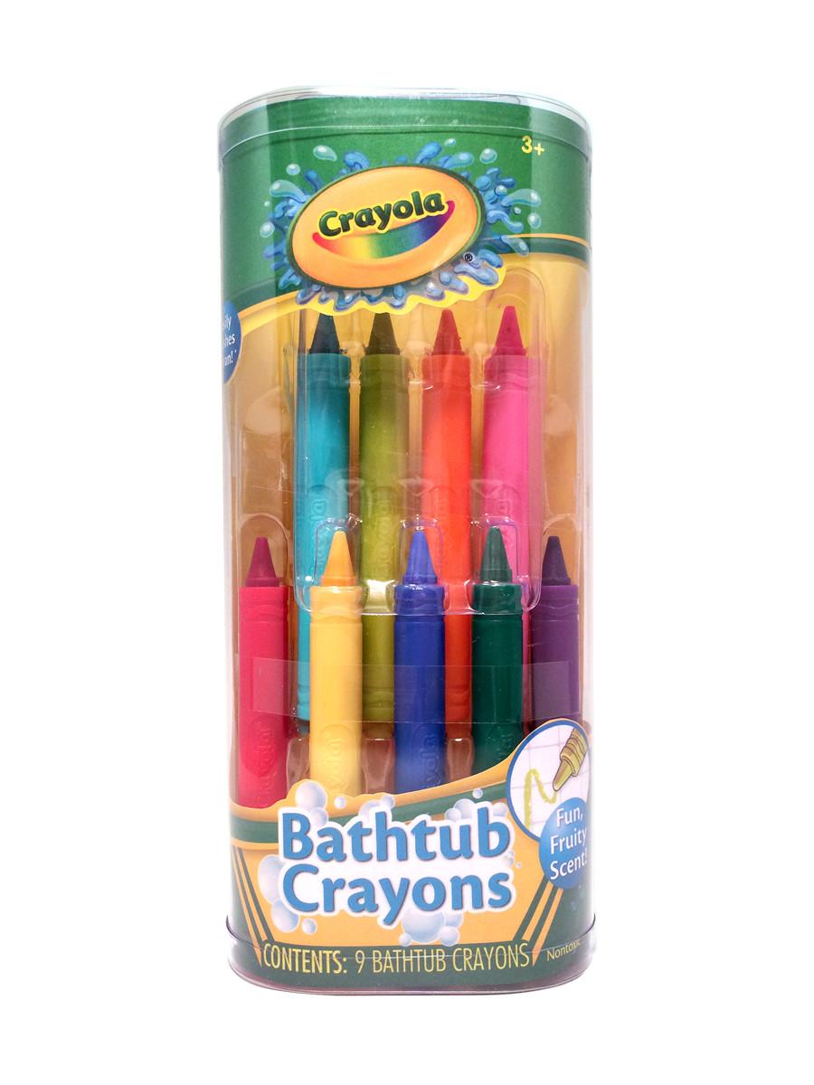 Best ideas about Crayola Bathroom Crayons . Save or Pin Crayola Bathtub Crayons 9 Pack Now.