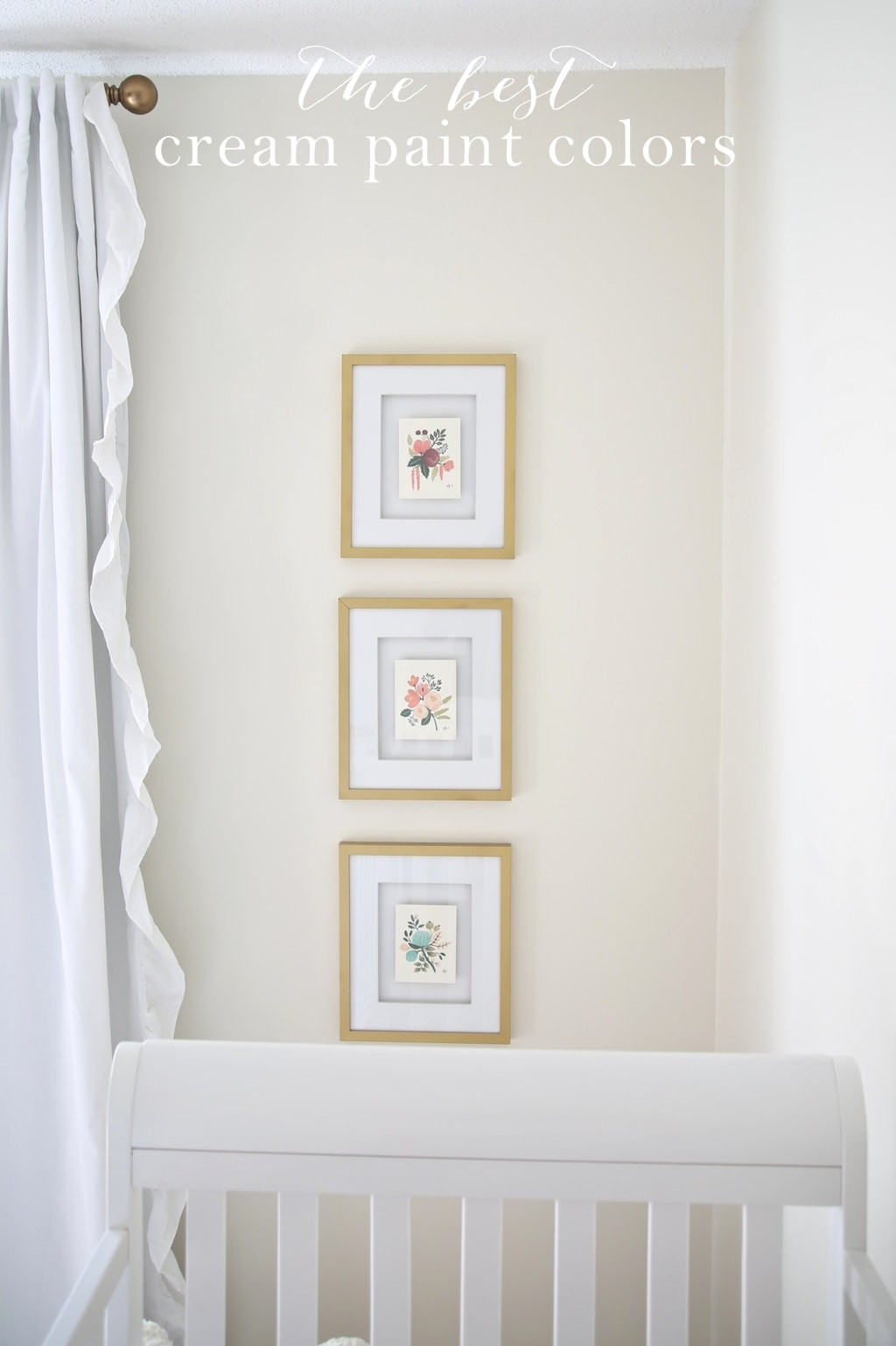 Best ideas about Cream Paint Colors . Save or Pin The Best Cream Paint Colors Now.