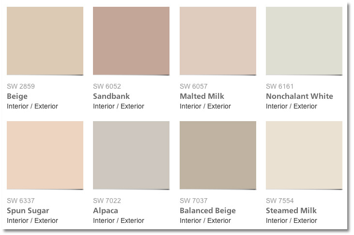 Best ideas about Cream Paint Colors . Save or Pin Beige Cream Paint Colors House Painting Tips Exterior Now.