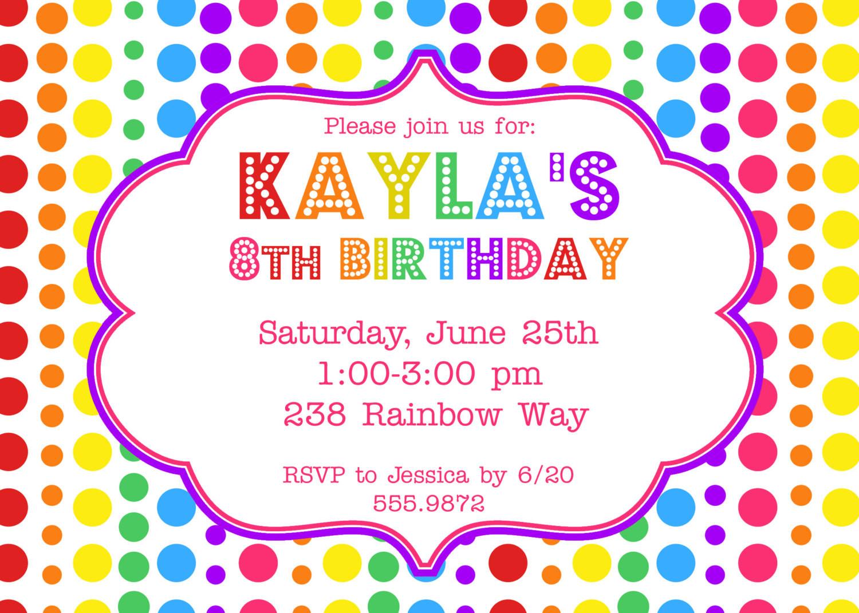 Create Birthday Party Invitations  Birthday Party Invitations kinderhooktap