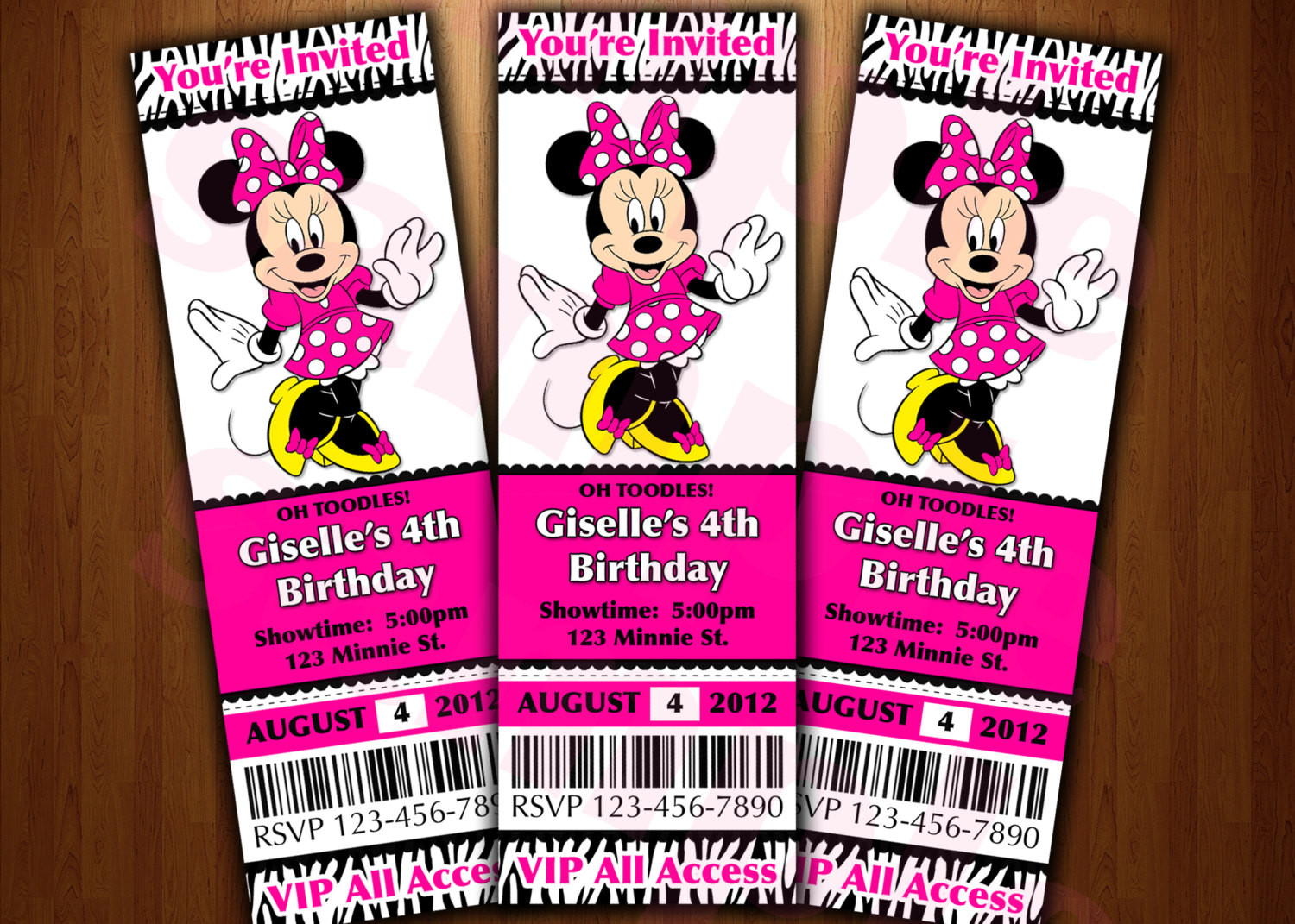 Create Birthday Party Invitations  How to create invitations for your kids birthday party