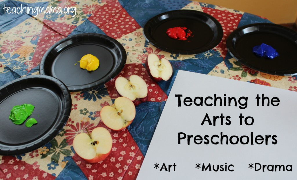 Best ideas about Creative Art Activities For Preschoolers . Save or Pin Teaching the Arts to Preschoolers Teaching Mama Now.