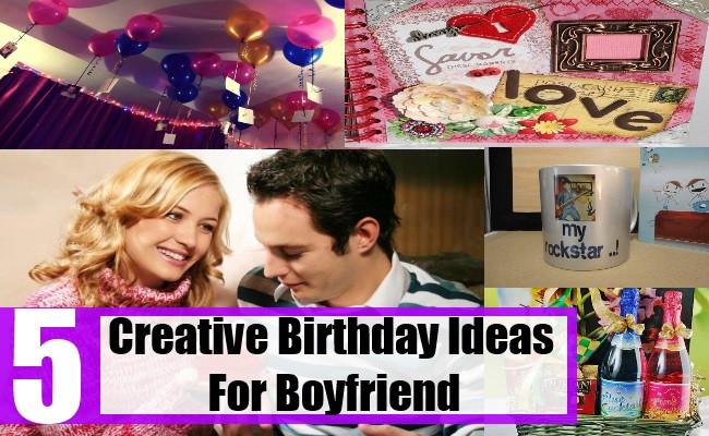 Creative Birthday Ideas For Boyfriend  Creative Birthday Ideas For Boyfriend Birthday Ideas For