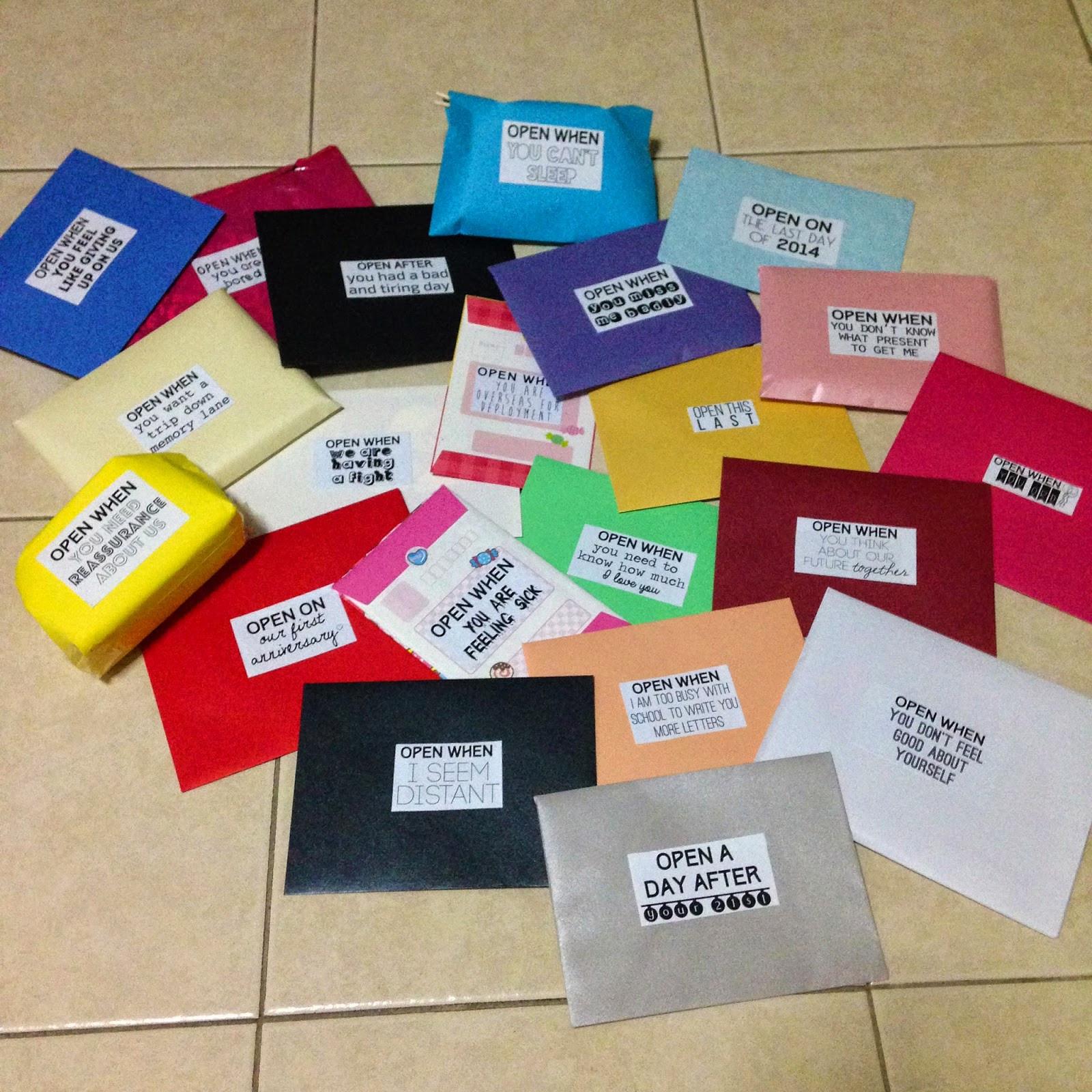 Creative Birthday Ideas For Boyfriend  21st Birthday Gift Ideas For Boyfriend