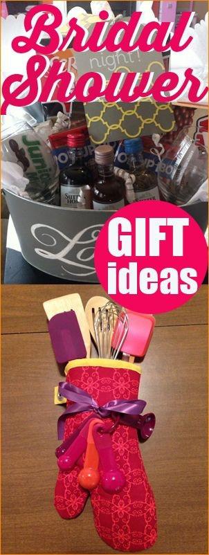 Creative Bridal Shower Gift Basket Ideas  Creative Bridal Shower Gift Ideas Great ts for any