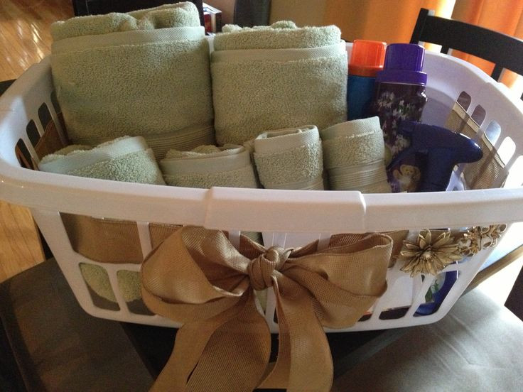 Creative Bridal Shower Gift Basket Ideas  25 best ideas about Bridal t baskets on Pinterest